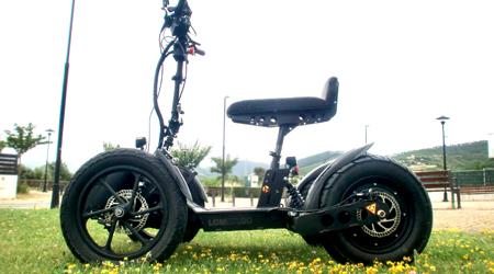 LGM S80-X4 - Un quad ultraligero extremo!!!