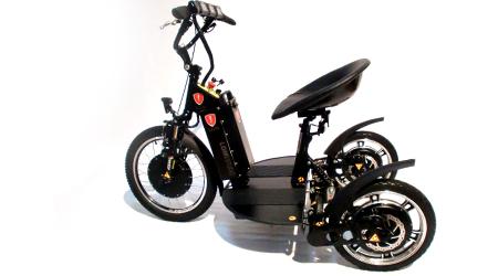 LGM S80-Triciclo - De 1 a 3 motores tracción total!!!